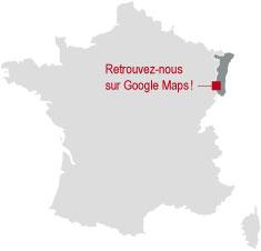 Jédelé sur Google Maps